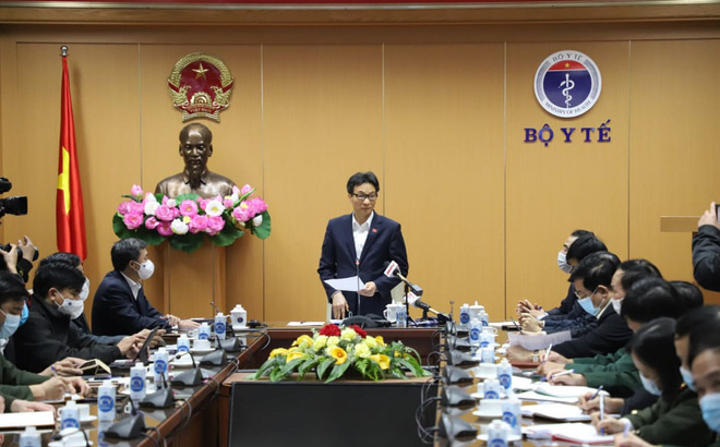 [Nóng] Phó Thủ tướng Vũ Đức Đam: Ổ dịch Chí Linh có thể đã lây nhiễm 10 ngày với 4 vòng lây