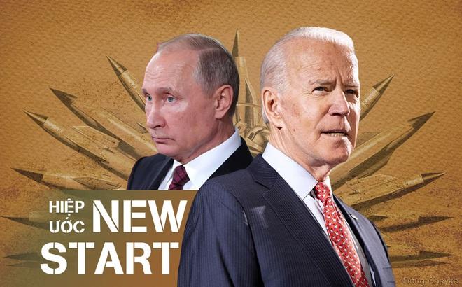 """Ông Biden gia hạn START-3 ngay khi nhậm chức: Khởi đầu đẹp với Nga, nhưng là """"khoảng lặng trước bão táp""""?"""