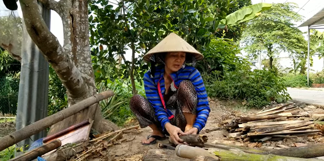 Hàng xóm hé lộ con người thật của Linh Lan - vợ 2 cố nghệ sĩ Vân Quang Long - Ảnh 3.
