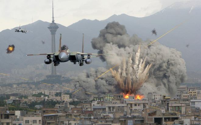 """Israel chuẩn bị tấn công Iran, B-52 Mỹ sẵn sàng tham chiến - """"Giờ G"""" sắp bùng nổ?"""