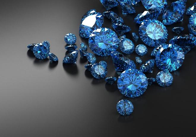 Nghiền kim cương ở áp suất siêu lớn - gấp 5 lần lõi Trái Đất:  Phát hiện điều không tưởng - Ảnh 1.