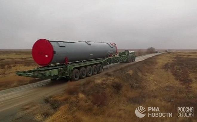Nga sẵn sàng 'hy sinh' tên lửa siêu thanh Avangard khi gia hạn START-3?