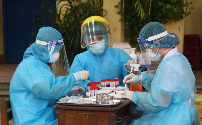 Hà Nội: Phát hiện ca dương tính SARS-CoV-2 ở Cầu Giấy từng đến Chí Linh, Hải Dương