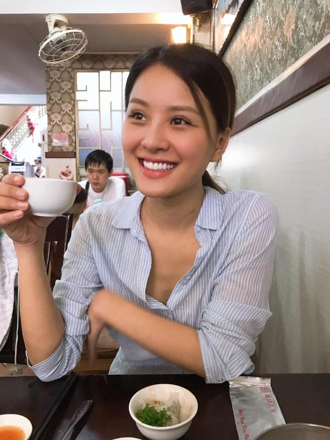Chị gái hot girl Trâm Anh: xinh đẹp nóng bỏng không thua kém em gái - Ảnh 8.