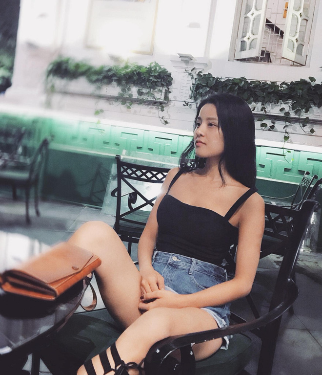 Chị gái hot girl Trâm Anh: xinh đẹp nóng bỏng không thua kém em gái - Ảnh 5.