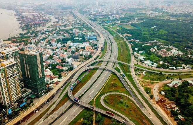 Triển khai hàng loạt dự án hạ tầng cho thành phố Thủ Đức - Ảnh 1.
