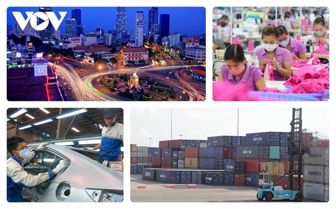 Chính phủ đề ra mục tiêu tăng trưởng GDP năm 2021 đạt 6,5% - Ảnh 1.