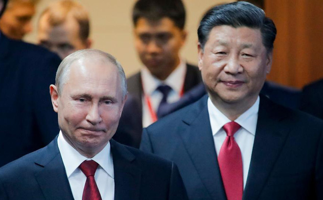 """PLA triển khai binh lực hùng hậu, thông điệp """"nóng"""" của ông Putin về Trung Quốc làm Ấn Độ náo loạn"""