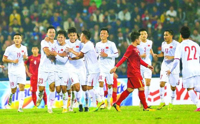 Ba mục tiêu lớn của bóng đá Việt Nam năm 2021