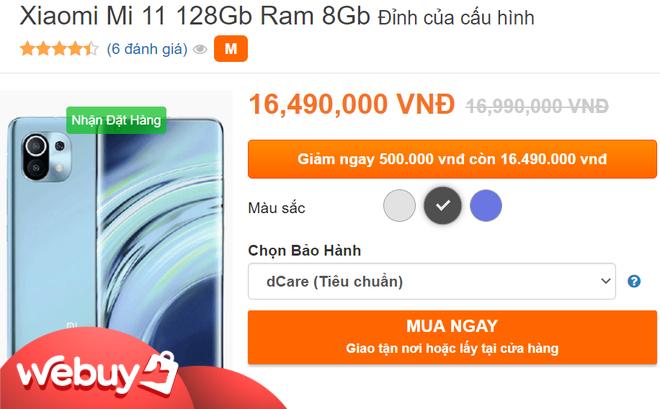 Bán 350.000 chiếc trong 5 phút ở Trung Quốc, chiếc điện thoại về Việt Nam ít ngày đã  giảm giá - Ảnh 1.