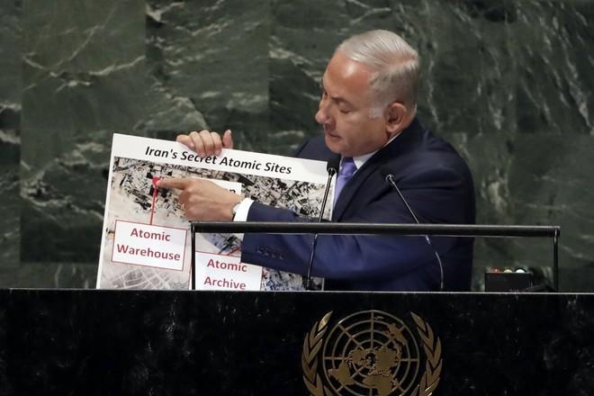 Iran gấp rút chế tạo vũ khí hạt nhân, Thủ tướng Israel ra lệnh khẩn: Tehran không nói đùa! - Ảnh 1.