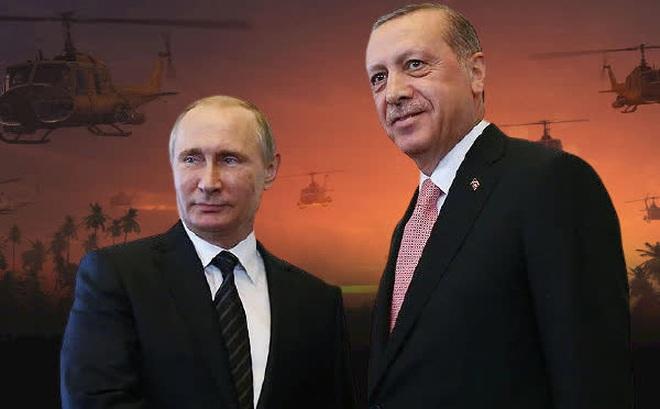 """""""Vở kịch động trời"""": Hóa ra Mỹ đã bị Nga-Thổ """"lừa dối"""" bấy lâu nay?"""