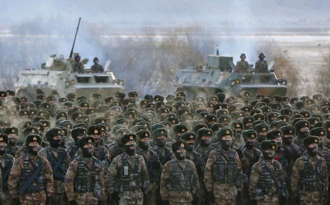 """Ông Tập Cận Bình ra lệnh cho Quân đội Trung Quốc """"không được sợ chết""""!"""