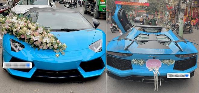 Chiếc siêu xe Lamborghini mui trần đầu tiên về Việt Nam hiện ra sao? - Ảnh 1.