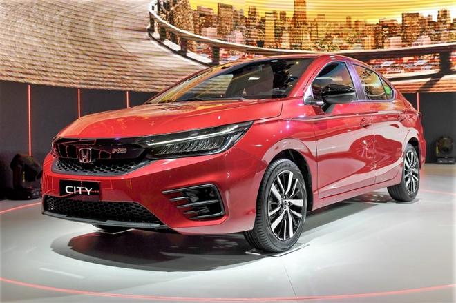 Honda City 2021 bản rẻ nhất bất ngờ lộ diện, Toyota Vios nên lo dần là vừa? - Ảnh 2.