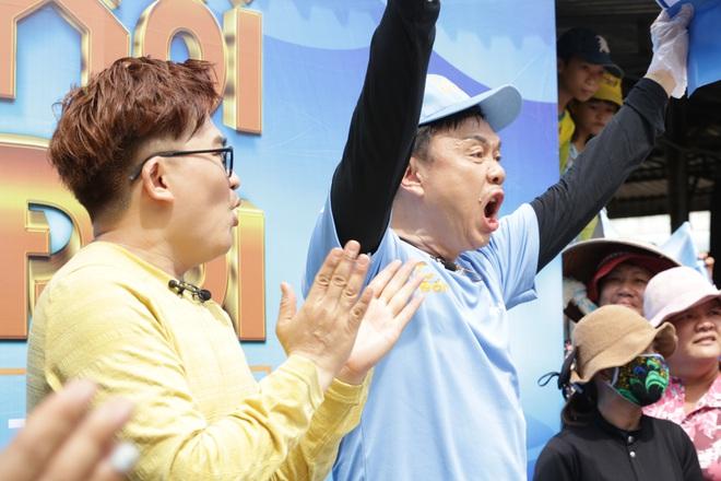 Nghệ sĩ Chí Tài cố giấu chuyện bị thương, nén chịu đau để mang về 72 triệu cho người nghèo - Ảnh 7.