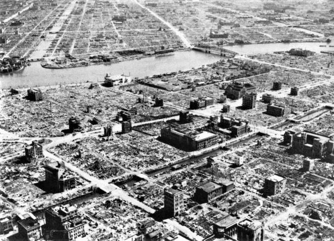 """Nha sĩ Mỹ hiến kế thiêu trụi Tokyo bằng """"bom dơi"""" - Ảnh 3."""
