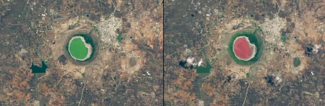 NASA công bố loạt bức ảnh gây sốc về Trái Đất - Ảnh 2.