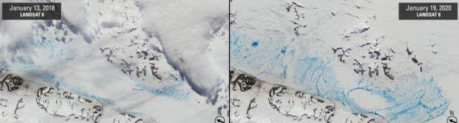 NASA công bố loạt bức ảnh gây sốc về Trái Đất - Ảnh 3.