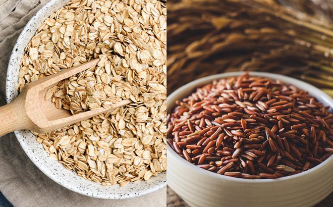 """Gạo lứt và yến mạch đều """"siêu bổ dưỡng"""", thứ nào tốt cho sức khoẻ hơn?"""
