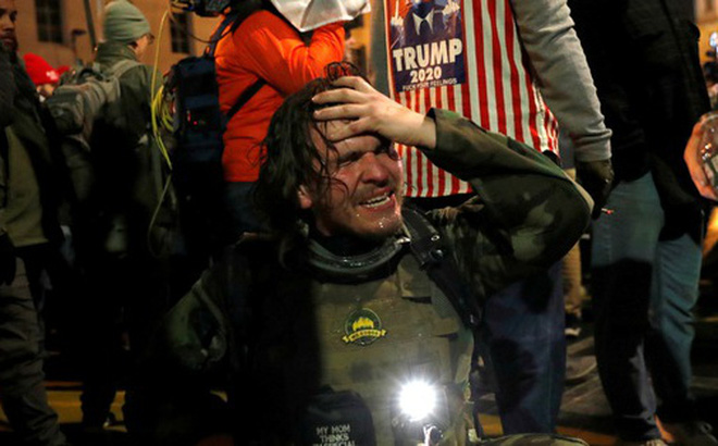 """Các nhóm khác """"nhường sân"""" cho người ủng hộ Tổng thống Trump"""