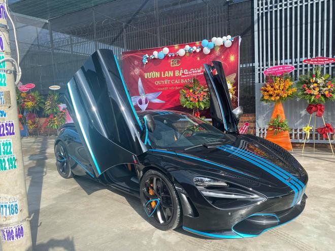 Sở hữu vườn lan đột biến tiền tỷ, nhiều đại gia Việt bạo chi tậu siêu xe khủng - Ảnh 6.