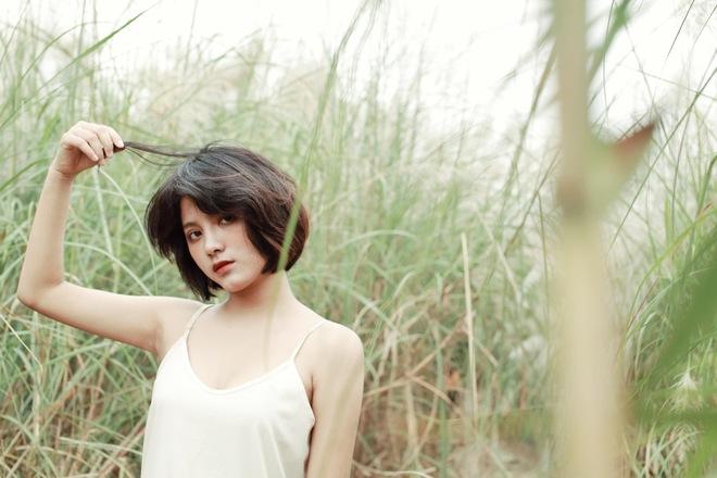 Ảnh thẻ cuốn hút của cô gái Thanh Hoá và chia sẻ về quá khứ buồn đằng sau ngoại hình khác biệt - Ảnh 6.
