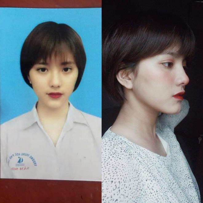 Ảnh thẻ cuốn hút của cô gái Thanh Hoá và chia sẻ về quá khứ buồn đằng sau ngoại hình khác biệt - Ảnh 1.