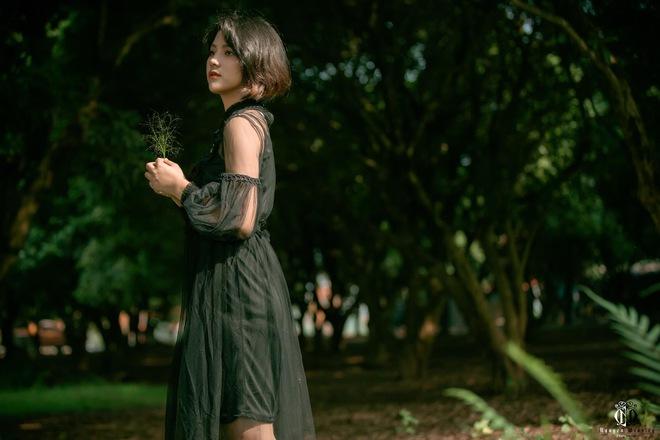 Ảnh thẻ cuốn hút của cô gái Thanh Hoá và chia sẻ về quá khứ buồn đằng sau ngoại hình khác biệt - Ảnh 8.