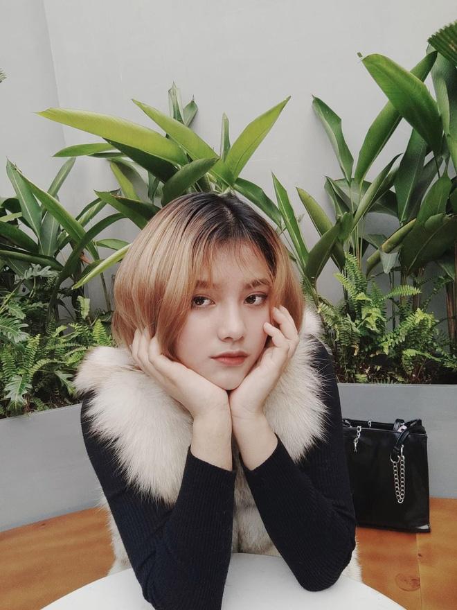 Ảnh thẻ cuốn hút của cô gái Thanh Hoá và chia sẻ về quá khứ buồn đằng sau ngoại hình khác biệt - Ảnh 9.