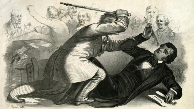 Điện Capitol rỉ máu: 220 năm không yên và lần đầu tiên bạo động hạ bệ nền dân chủ lớn nhất - Ảnh 5.
