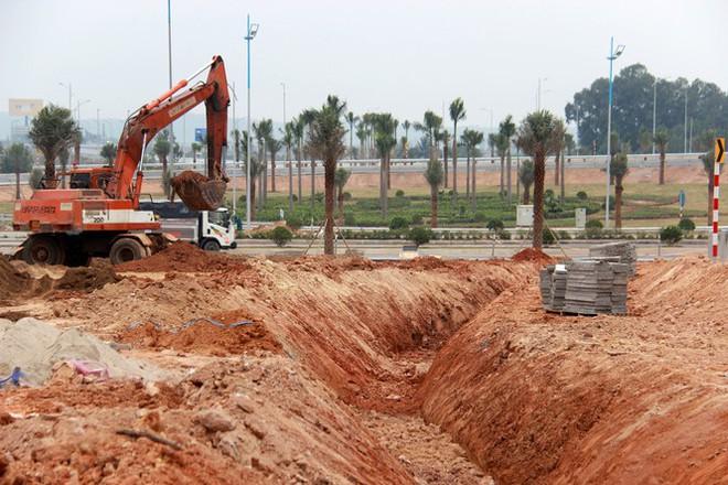 Cận cảnh nút giao thông hơn 400 tỷ sắp hoàn thành nơi cửa ngõ Hạ Long - Ảnh 6.