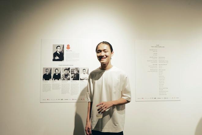 Wowy, Quang Đăng, Dustin Nguyễn xúc động khi xem triển lãm ảnh quảng bá văn hóa Việt Nam - Ảnh 13.
