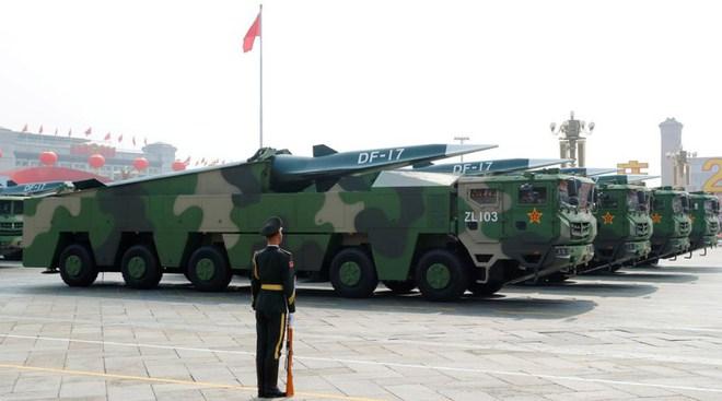 Chế tên lửa siêu thanh tàng hình trước vệ tinh Mỹ, TQ tính chơi lớn ở eo biển Đài Loan? - Ảnh 2.