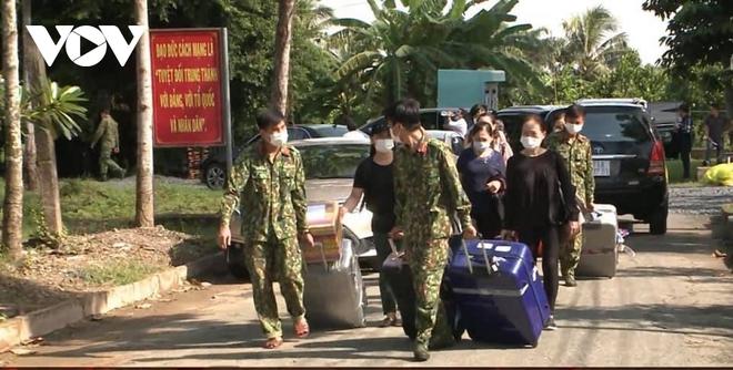 Bệnh nhân Covid-19 tại Tiền Giang đã âm tính - Ảnh 1.