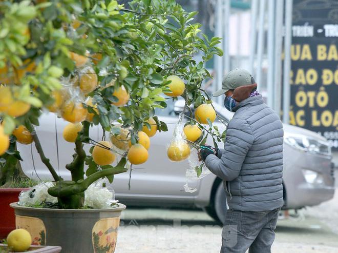 Cuộc sống đảo lộn của người lao động Thủ đô trong ngày lạnh nhất từ đầu mùa - Ảnh 7.