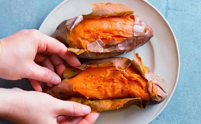 [Ảnh sức khỏe] Khoai lang tốt như thế nào? Lưu ý đặc biệt khi ăn khoai lang
