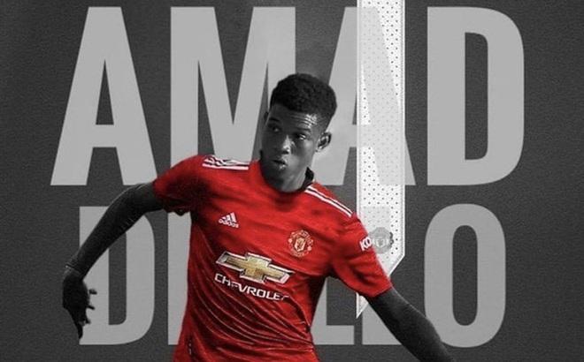 Manchester United chính thức sở hữu Amad Diallo