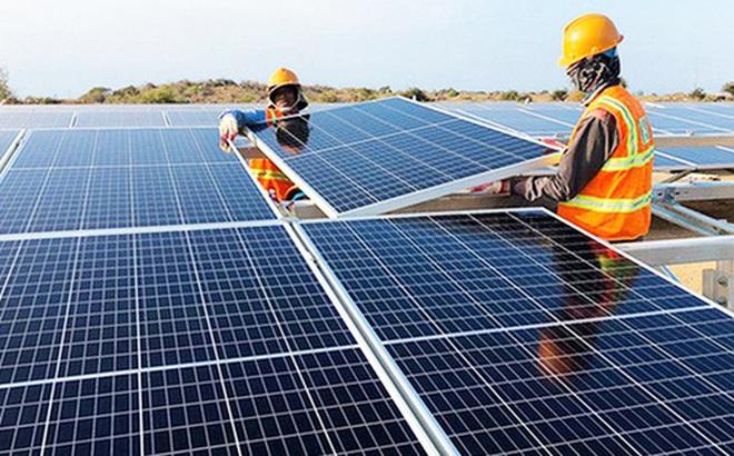 Dự kiến đến năm 2030 Việt Nam có ít nhất 18.590 MW điện mặt trời