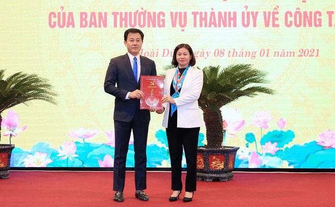 Phó Giám đốc Sở NN&PTNT Hà Nội làm Bí thư huyện Hoài Đức