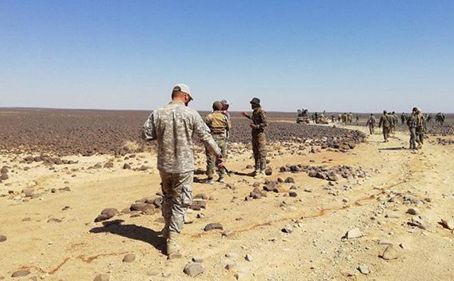 Cả gan bắn tử vong sĩ quan Syria, IS khốn đốn trước mưa bom của Nga