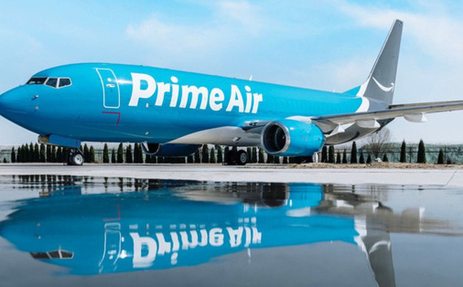 Lần đầu tiên Amazon tậu hàng loạt máy bay thương mại 'second hand' để ship đồ, tất cả là nhờ Covid