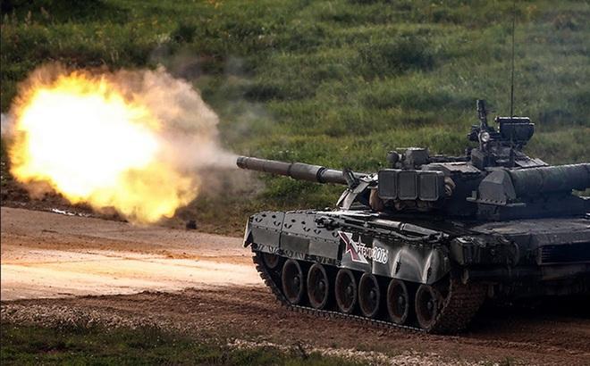 Bất ngờ trước đối thủ được đặt lên bàn cân với xe tăng T-14 Armata của Nga