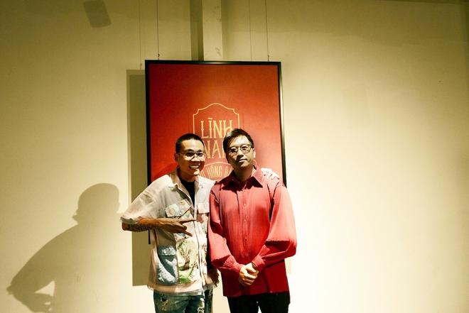 Wowy, Quang Đăng, Dustin Nguyễn xúc động khi xem triển lãm ảnh quảng bá văn hóa Việt Nam - Ảnh 2.