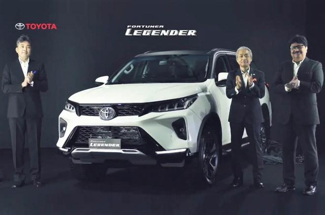 Thông tin cụ thể, giá bán chính thức của chiếc Toyota Fortuner bản nâng cấp mới - Ảnh 3.