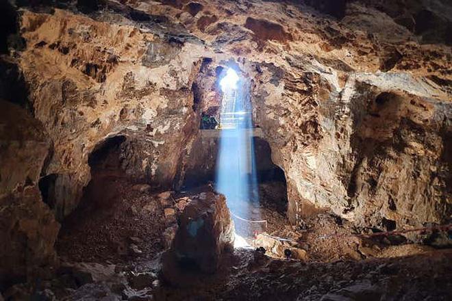 Phát hiện một loài người mới ở thế giới dưới lòng đất - Ảnh 1.
