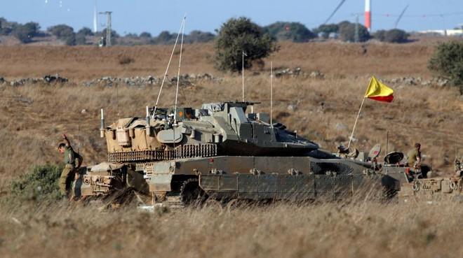 TSB Mỹ trước mũi súng của Iran - Israel tung tiền mặt tính vét kho tiêm kích F-35? - Ảnh 1.
