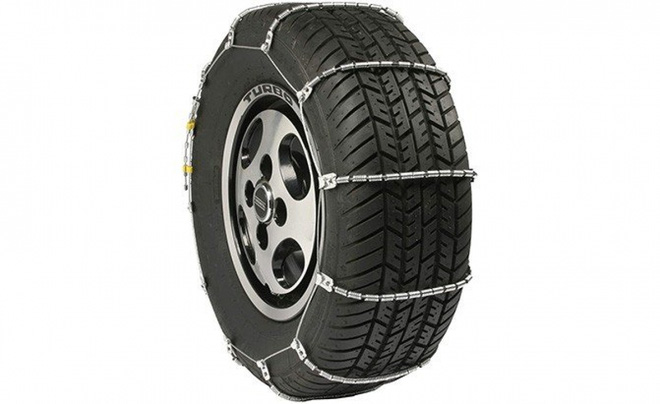 Khám phá xích bọc lốp xe chuyên biệt cho mùa đông băng giá - Ảnh 4.