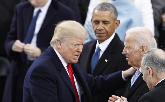 Tổng thống đắc cử Biden nói 'ông Trump không đến lễ nhậm chức là một điều tốt'