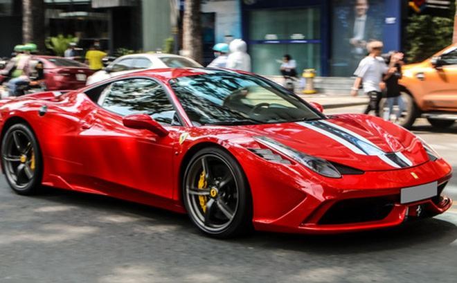 Liên tục thanh lý siêu xe, ông chủ cà phê Trung Nguyên bất ngờ bán tiếp Ferrari 458 Speciale duy nhất Việt Nam